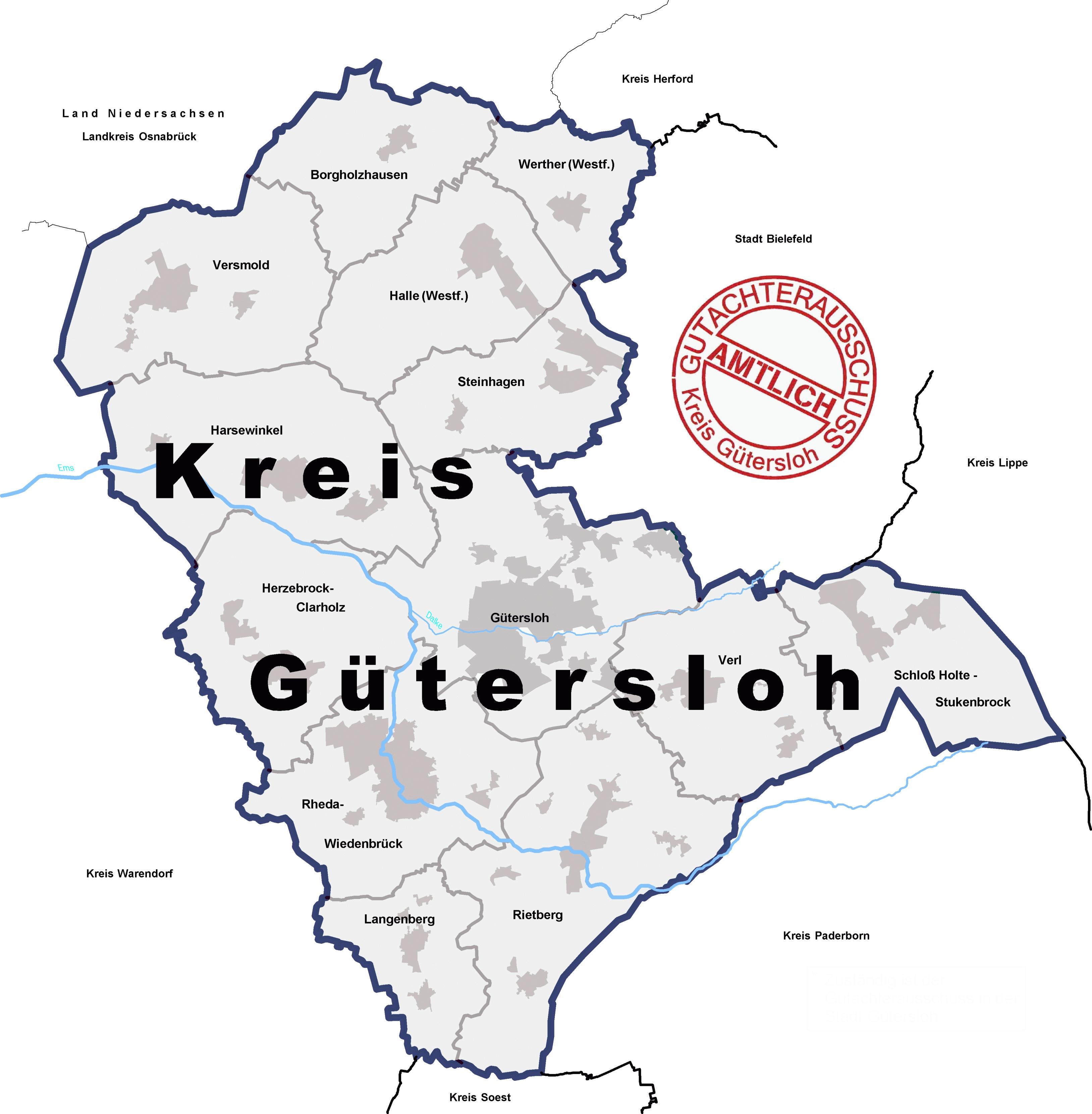 Bekjente Bielefeld Gütersloh